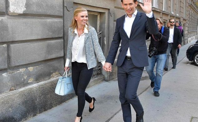 After Macron, Sebastian Kurz could become the youngest CEO in the world