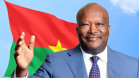 Image result for Roch Marc Christian Kaboré