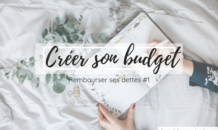 Creer son budget