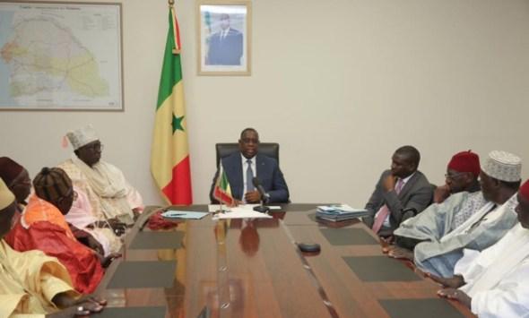 La collectivité léboue salue le leadership du président Macky Sall dans la résolution de la crise gambienne