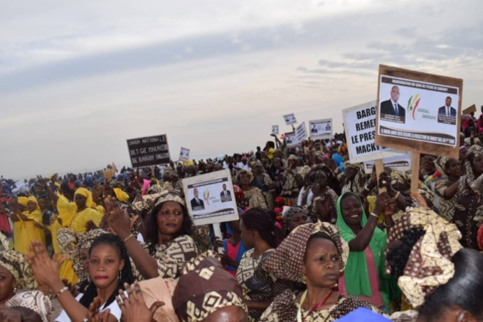 Vidéo - Bargny étrenne son quai de pêche : Le Président Macky Sall réalise une doléance vielle de 50 ans