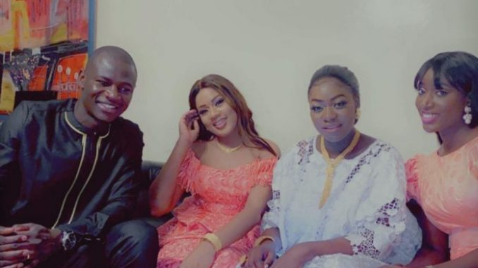 Baptême de la fille de Bijou Ndiaye de Tfm en images!