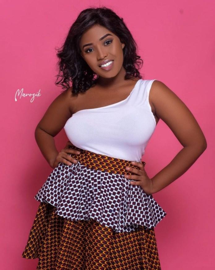 Aïcha Koné dans une robe tendance fait sensation sur la toile (Photos)