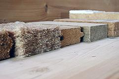 Wohnklima natürliche Materialien