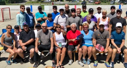 Eastman in flip succumbs to the pickleball insanity