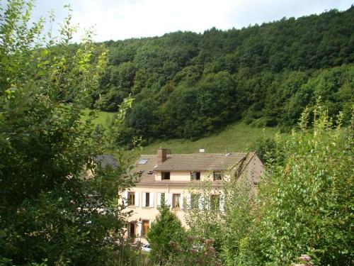 Le Refuge Alsace Vosges nature randonnées