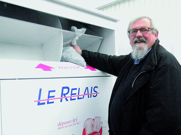 Le Relais Soissons : Gérard Donateur