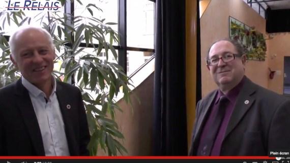 Le Relais Soissons : Philippe JANSSENS, Relayeur
