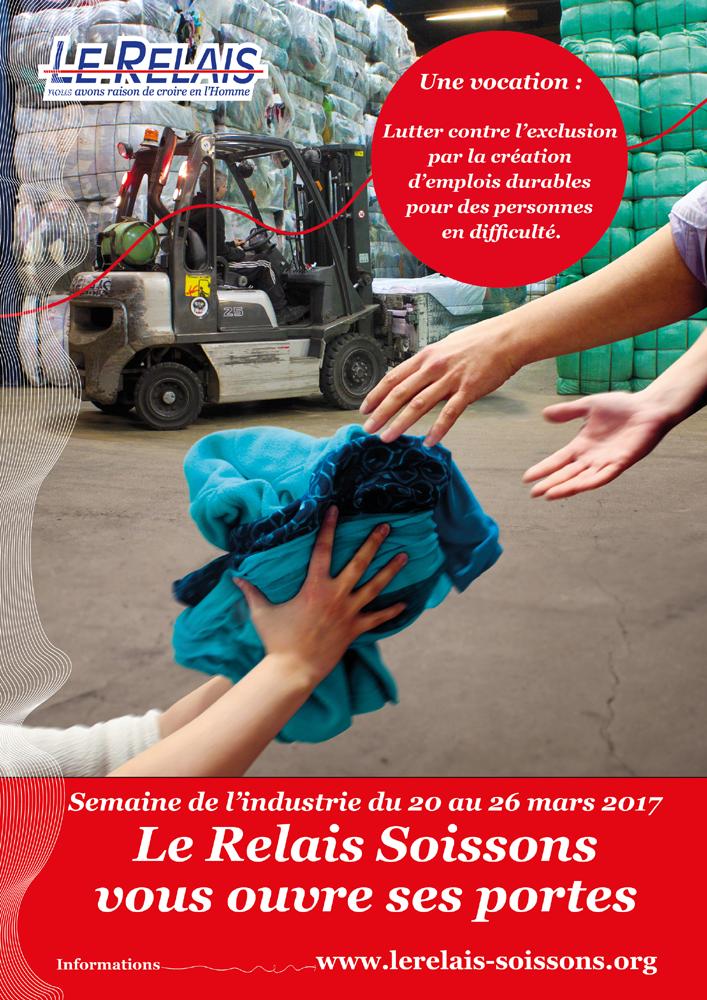 Printemps de l'Industrie Relais Soissons 2017