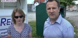 Nos Relayeurs : interview de Sybile de Saint-Gobain dans l'Aisne