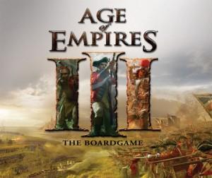 Le boite d'Age of Empires III
