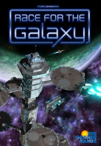 La boite de Race for the galaxy