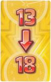 Une carte convoitée qui permet d'aller jusqu'à dix huit.