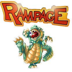 Quelques dessins de la boite de Rampage