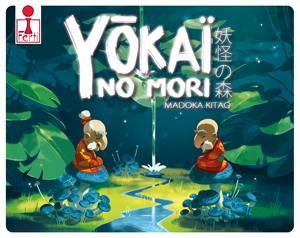 Yokai No Mori, la boite édition Ferti