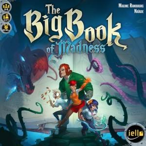 The big book of madness, la boite.