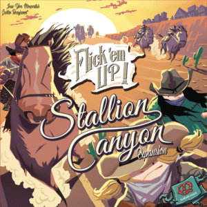 Flick'em up Stallion Canyon la boite