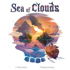 La boite de Sea of Clouds