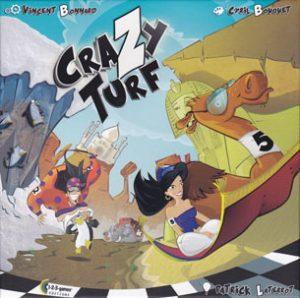 La boite de Crazy Turf