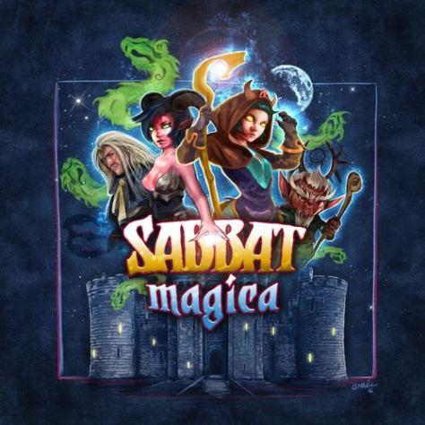 La boite de Sabbat Magica