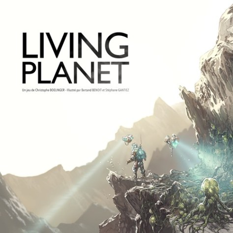 La boite de Living Planet