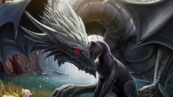 Enseignement d'un maître dragon pour prendre son envol de dragonnier