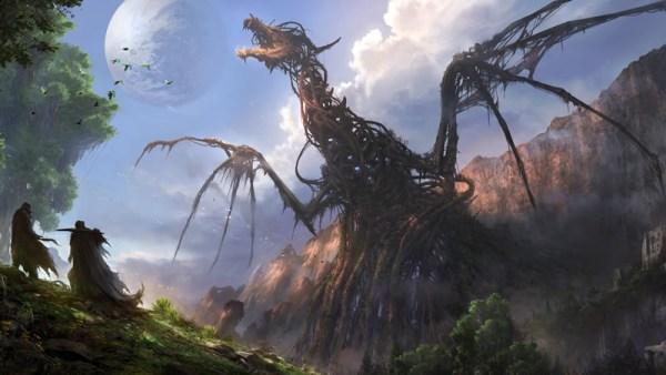 Les dragons ou nos racines oubliées