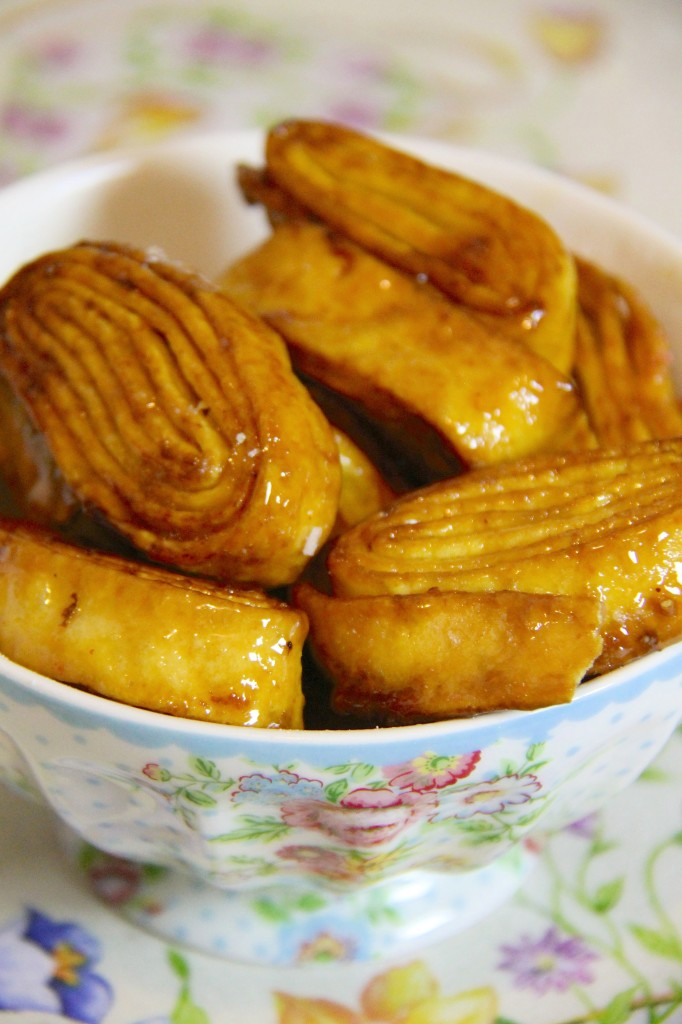 Tagliatelle fritte dolci di Carnevale  ricetta originale romagnola