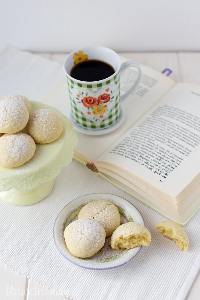 Biscotti al limone le ricette di elisir