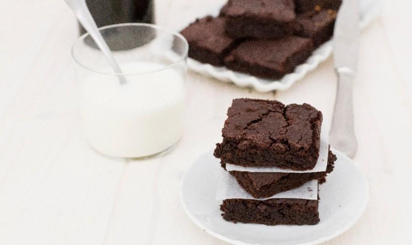 Brownies di fagioli rossi, ricetta senza farina