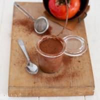 Budino al cacao facilissimo con 2 ingredienti