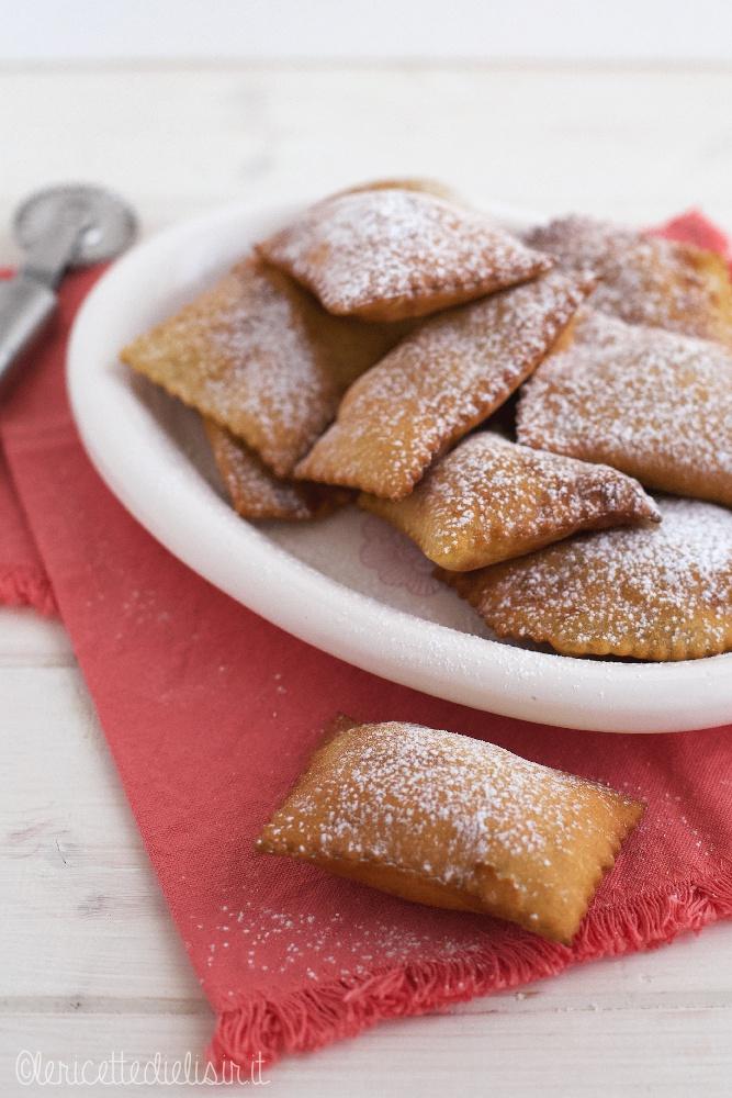 ravioli dolci di carnevale le ricette di elisir