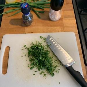 frittata con la mentuccia le ricette di elisir