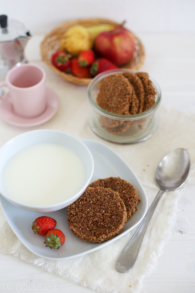 Formelle alla crusca di frumento le ricette di elisir