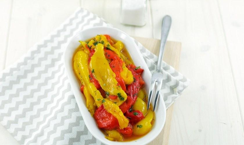 Peperoni grigliati perfetti