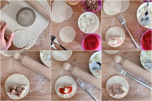 collage sofficini - Sofficini fatti in casa, al forno o fritti