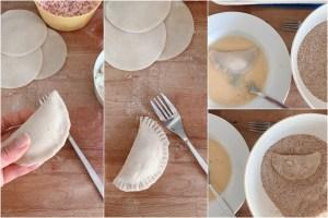 collage sofficini1 - Sofficini fatti in casa, al forno o fritti