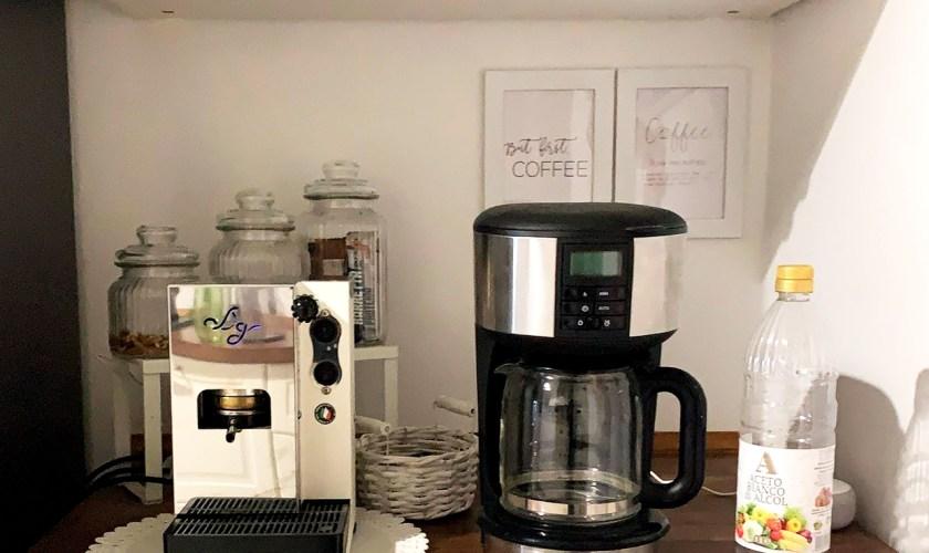 Come pulire la macchinetta del caffè elettrica