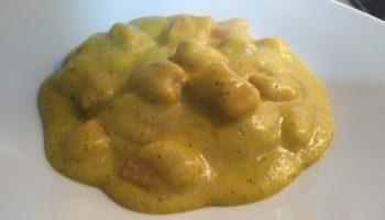 Ricetta Gnocchi Di Zucca Con Farina Di Quinoa.Come Fare Gli Gnocchi Di Quinoa Zucca E Riso Le Ricette Di Kikkalove