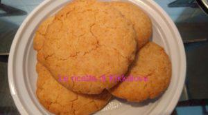 biscottoni veg senza glutine e nichel