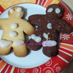 biscotti al cioccolato e nocciole vegan