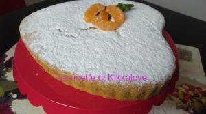 torta all'acqua di SAn Valentino