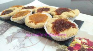 crostatine alla marmellata senza glutine