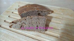 Pane di grano solina con licoli