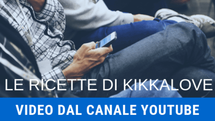 VIDEO DAL CANALE YOUTUBE