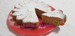 CARROT CAKE SENZA NICHEL VEGAN