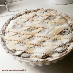 crostata-di-marroni-e-rum crostata di marroni e rum