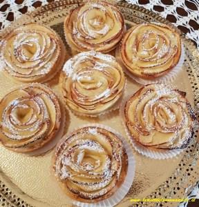 crostate-di-mela-alla-crema-288x300 Crostatine di Mele alla crema