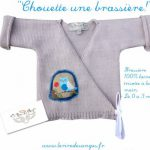 Brassière en laine #7
