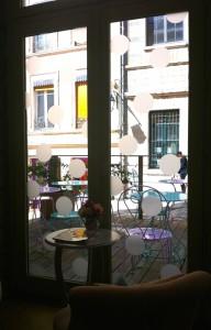 Buttercup à Lyon 1er, Cx Rousse